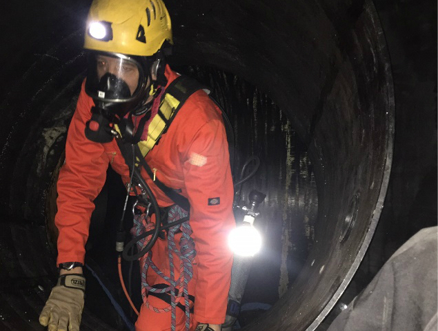 Confined Space Rescue Conversion