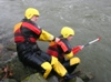 Rescue a colleague from the water
