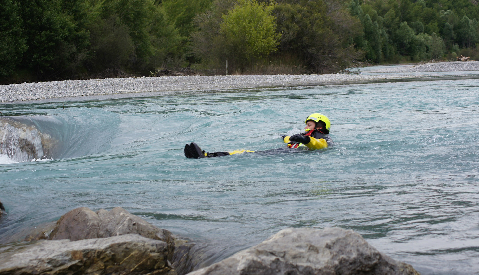 Swiftwater & Flood first responder Instructor