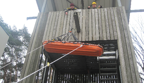 Rope Rescue Operator Instructor