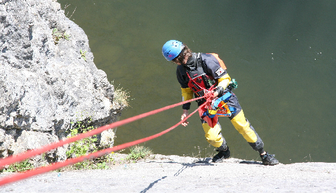 Swiftwater & Flood Rescue Technician | advanced Instructor