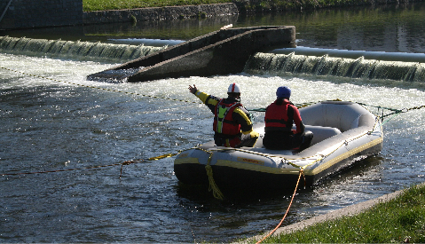 Whitewater Rescue Technician Instructor