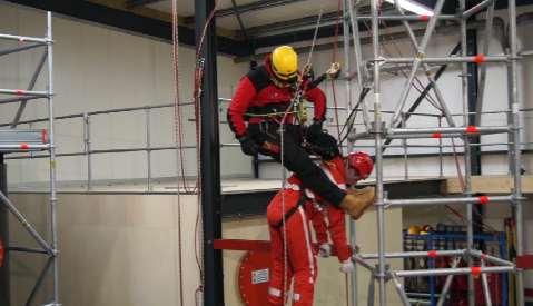 Safe Working at Height and Co Worker Rescue at Height Instructor